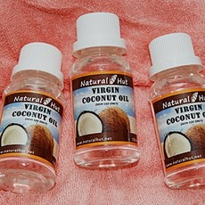 Foto Produk Pure Virgin Coconut Oil (VCO) Cosmetic Grade dari Natural Hut