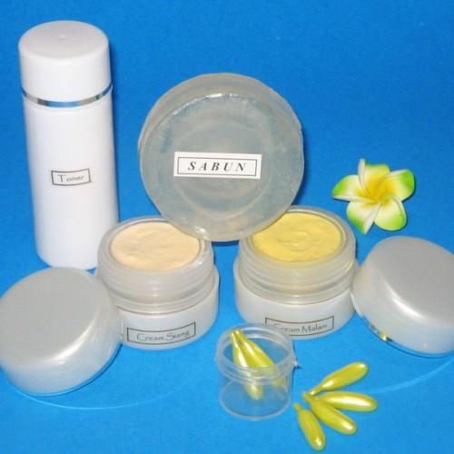 Foto Produk WHITENING ANTI FLEK 3 IN 1 VARIAN BARU dari Dunia Dandan