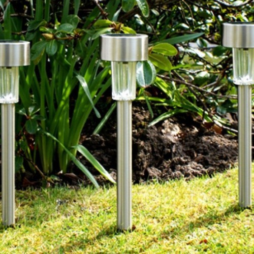Jual Lampu Taman Led Lampu Hias Dengan Tenaga Surya Solar Garden Lamp Kota Surabaya Golden Jaya Tokopedia