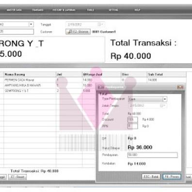 Foto Produk Software Kasir Software Toko dari Toko Alat Kasir