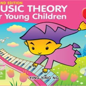 Foto Produk Music Theory for Young Children 1 by Ying Ying Ng dari Kreisler Shop