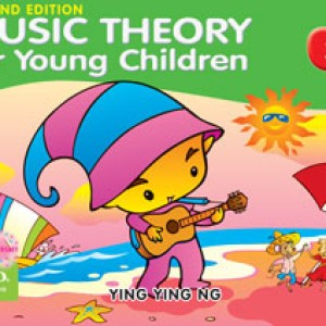 Foto Produk Music Theory for Young Children, book 2 by Ying Ng? dari Kreisler Shop