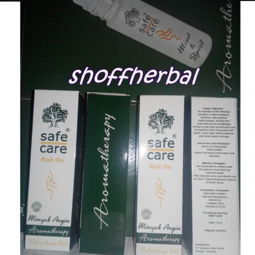 Foto Produk AROMA THERAPI SAFE CARE dari SHOFFHERBAL SERBA SERBI