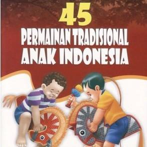 Foto Produk 45 Permainan Tradisional Anak Indonesia dari Kayna Books