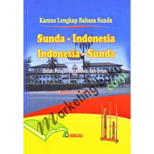 Foto Produk Kamus Lengkap Bahasa Sunda dari Marketing Buku