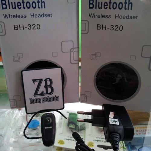Foto Produk BLUETOOTH HEADSET BH 320 dari Zona Belanja