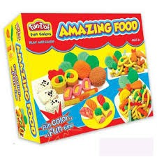 Foto Produk Fun Doh Amaziing Food dari istanatoys.net