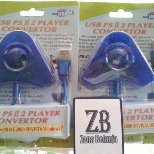 Foto Produk CONVEBTER USB-PLAYSTATION dari Zona Belanja