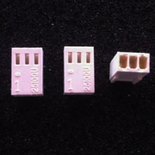 Foto Produk Connector 3-PIN Female (5pcs) dari PELITAWIJAYA