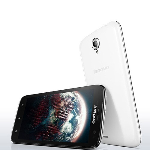 Foto Produk Lenovo A859 - White/Black dari FHINISIH