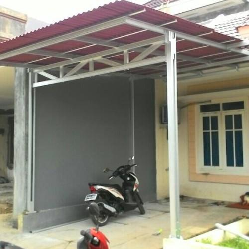 Foto Produk Harga Pasang Canopy Baja Ringan Bergaransi Di Tangerang dari Mitra Usaha Sejati
