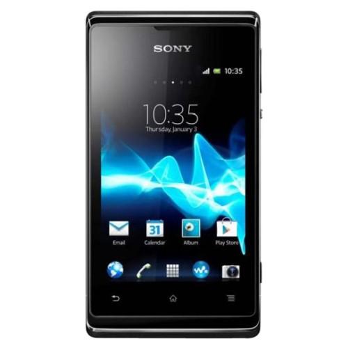 Foto Produk Sony Xperia E Dual C1605 - 4 GB - Hitam dari Padeknian