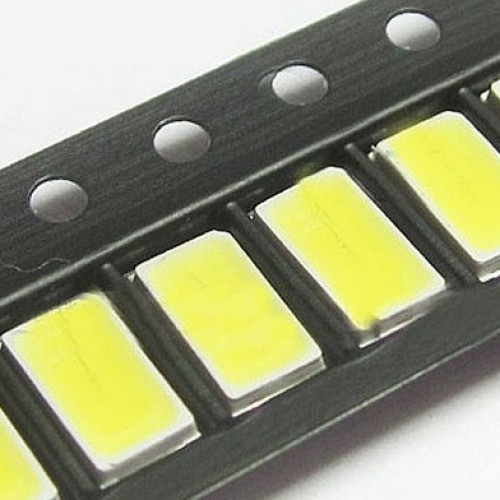Foto Produk SMD Chip LED 5730 Putih / Cold White 6000-7000K 0.5W 3.2-3.4V dari ArfanStore