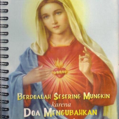 Foto Produk Berdoalah Sesering Mungkin Karena Doa Mengubahkan Segalanya (Seri Buku Doa Katolik Lengkap Uk. Besar) dari JD Christa