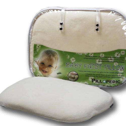 Foto Produk Bantal Memory Foam Bayi (Baby Memory Foam Pillow) dari Pink Polka