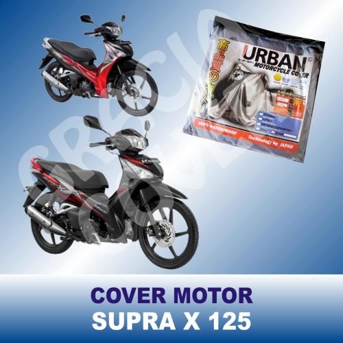 Foto Produk Cover/Selimut/Penutup Body Motor Luxury & Stylish Supra X 125 dari Gracia Cover