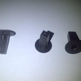 Foto Produk clip spackboard liner innova/yaris hilux dari prayogo motor