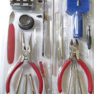 Foto Produk Alat Service Jam Lengkap dengan Tang Potong dari najwan shop