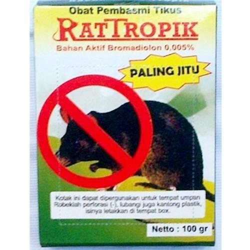 Foto Produk Racun Umpan Pembasmi Tikus.. dari EFEKTIF