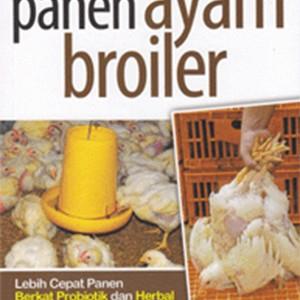 Foto Produk 28 Hari Panen Ayam Broiler dari Toko Kutu Buku