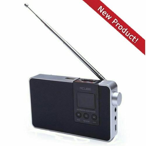 Foto Produk Rapid Boom R5 Speaker Portable with FM Radio & Mp3 dari GAP TECH STORE