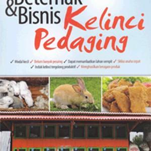 Foto Produk Beternak dan Bisnis Kelinci Pedaging dari Toko Kutu Buku
