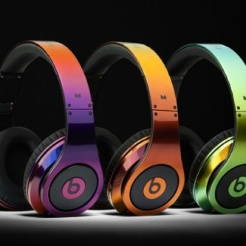 Foto Produk Monster Beats Studio Chrome 2 tone Gold-Black (Emas hitam mix) dari Elenna-Store