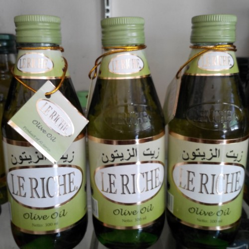Foto Produk Minyak Zaitun Olive Le Riche 300 ml dari TokoSurabaya