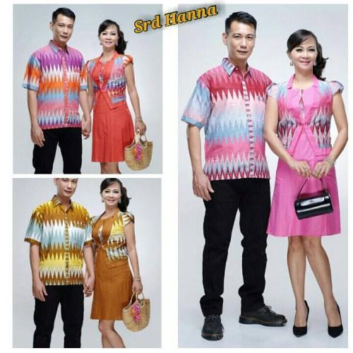 Foto Produk Sarimbit Batik dari Harunsolo Colection