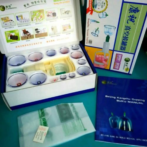 Foto Produk Alat Bekam Merek KangZhu Tipe B1X12. dari Vintaco