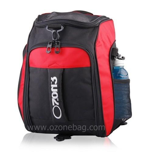 Foto Produk Tas Sepatu Futsal Multifungsi Ozone 02 ORIGINAL [ MERAH ] dari Osmose Bag