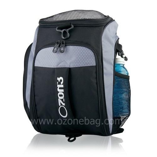 Foto Produk Tas Sepatu Futsal Multifungsi Ozone 02 ORIGINAL [ABU TUA ] dari Osmose Bag