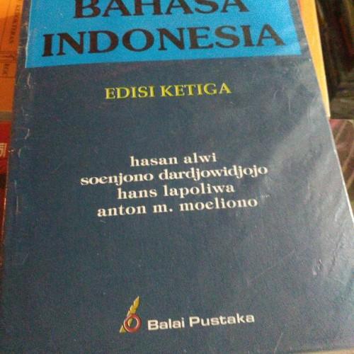 Foto Produk TaTa bahasa baku bahasa indonesia by hasan alwi dari TB.HendrabookJCI