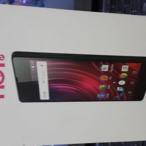 Foto Produk HP Infinix Hot 2 X510 Ram 2GB ROM 16GB warna PUTIH dari distributor teknologi