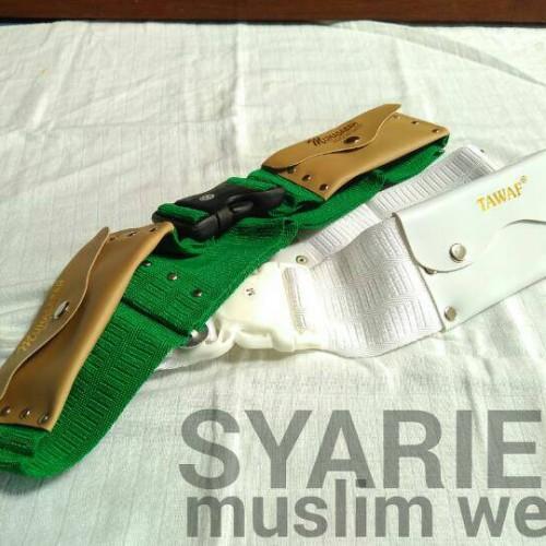 Foto Produk Sabuk Haji/Umrah dari Syarief Muslim Wear