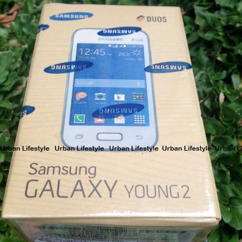 Foto Produk Samsung Galaxy Young 2 DUOS hitam SEIN BNIB dari Urban Lifestyle