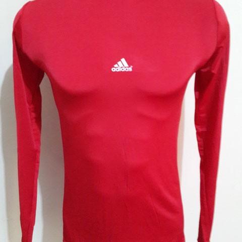 Foto Produk Kaos Ketat Daleman (BaseLayer) Merah dari Om Joe Shop