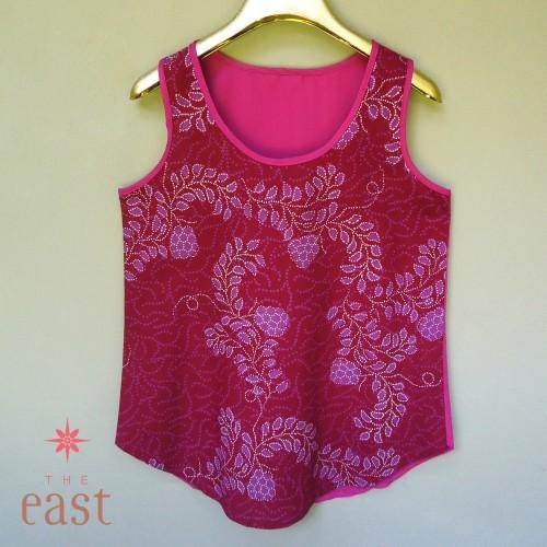 Foto Produk Arimbi Sleeveless Blouse Batik dari The East