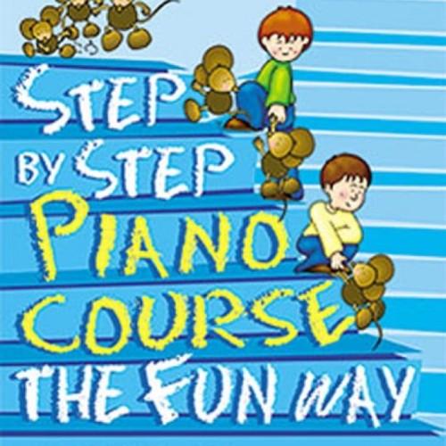 Foto Produk Buku Piano - Step by Step Piano Course The Fun Way Step 3 dari Pernak Pernik Musik