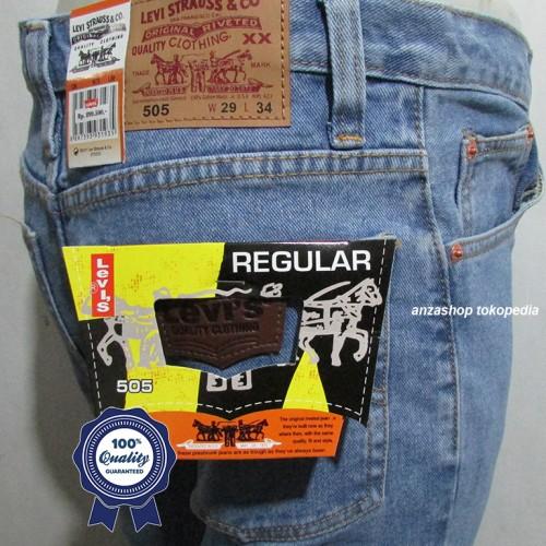 Foto Produk Celana Jeans Branded Levi's/levis Standar/Regular BioBlitz 27-32 CO dari Anza Shop
