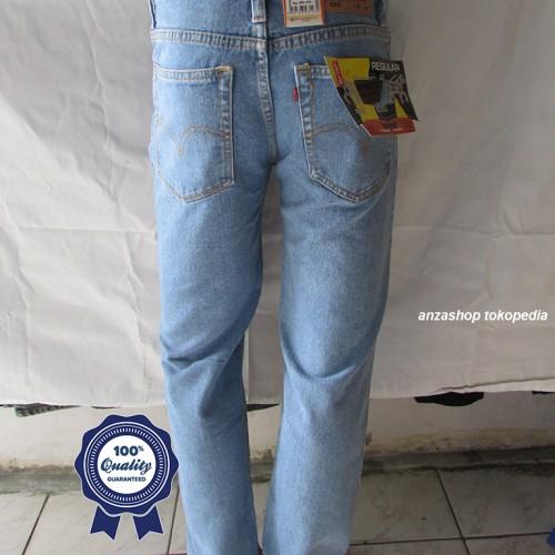 Foto Produk Celana Jeans Branded Levi's/levis Standar/Regular BioBlitz 33-37 CO dari Anza Shop