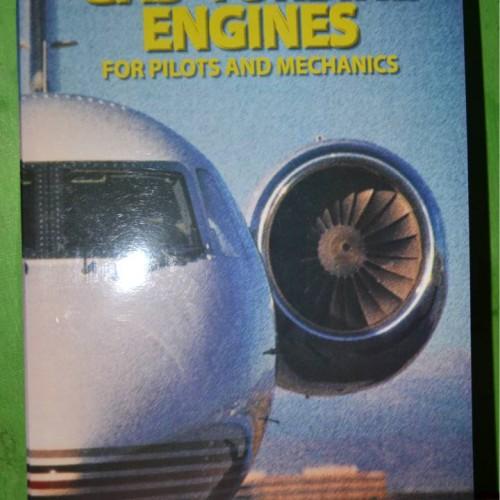 Foto Produk Buku Teknik Penerbangan-Jeppesen Gas Turbine Engine dari AAA CORPORATION