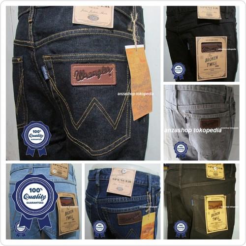 Foto Produk Celana Jeans wrangler dari Anza Shop