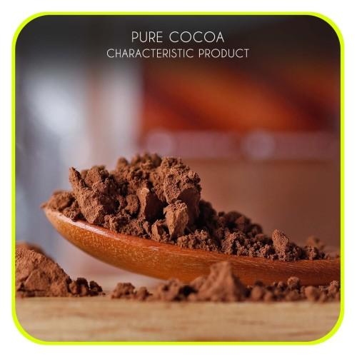 Foto Produk Coklat Bubuk Cocoa Powder Pure Murni Tanpa Campuran - 1KG dari Pure Matcha