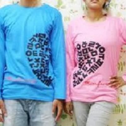 Foto Produk Baju Couple   Kaos Couple   Jaket Couple   Grosir Baju Couple dari BKC99