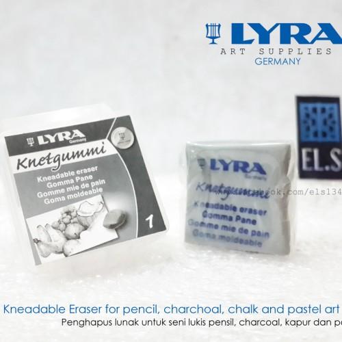 Foto Produk Lyra Kneadable Eraser - Knetgummi dari eLs_shop