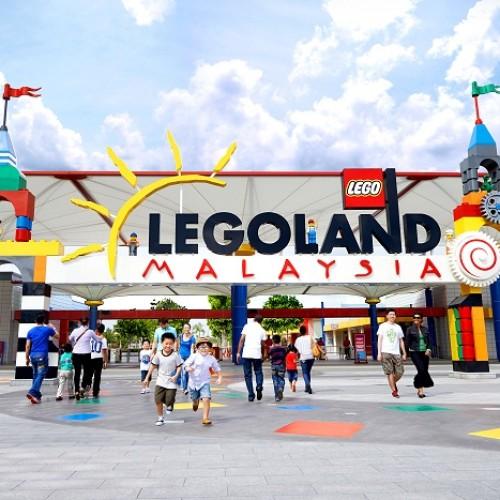 Foto Produk Tiket Child Legoland Malaysia, Johor bahru dari Kenikura Tour