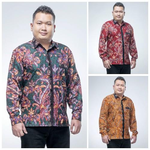 Foto Produk Hem Batik dari Harunsolo Colection