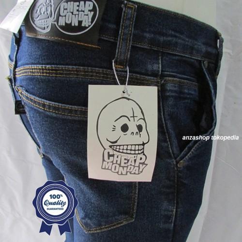 Foto Produk Celana Jeans CheapMonday Blue dari Anza Shop
