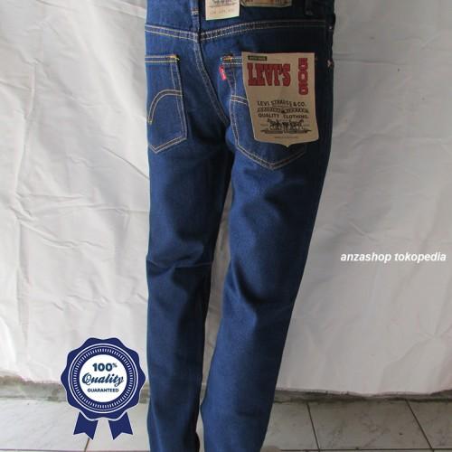 Foto Produk Celana Jeans Branded Levi's/levis Standar/Regular Biowash 33-37 CO dari Anza Shop